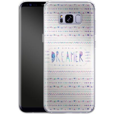 Samsung Galaxy S8 Plus Silikon Handyhuelle - Dreamer von Bianca Green