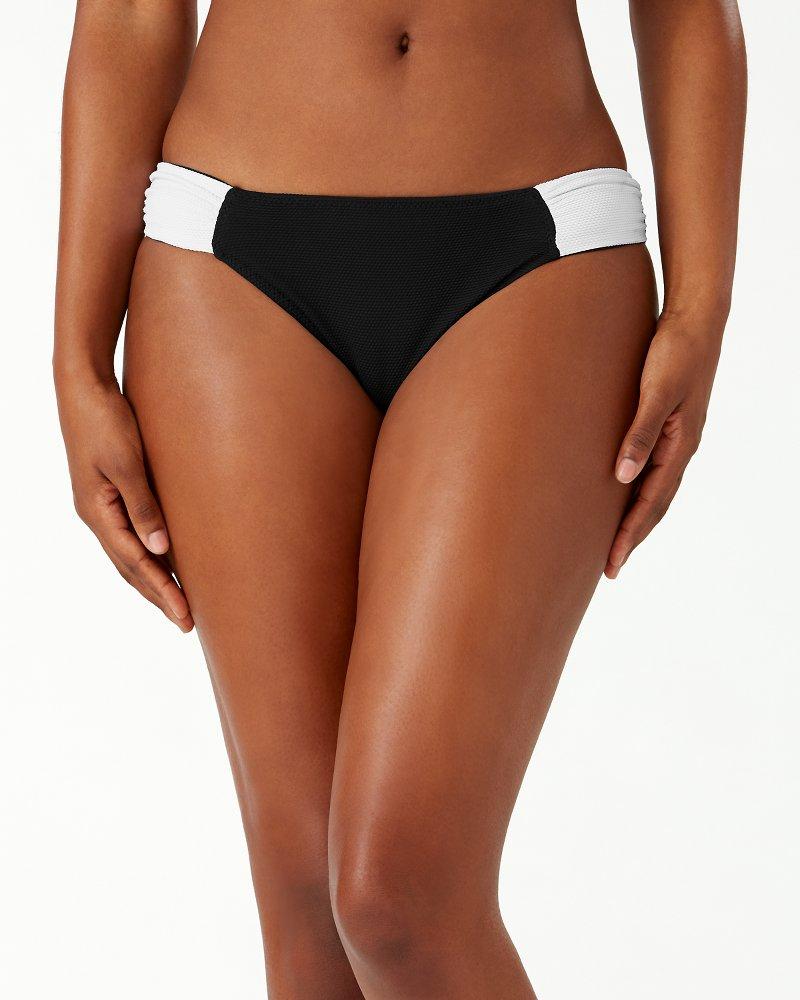 Color Block Reversible Hipster Bikini Bottoms