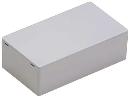 Takachi Electric Industrial SW, Grey ABS Enclosure, 85 x 60 x 40mm
