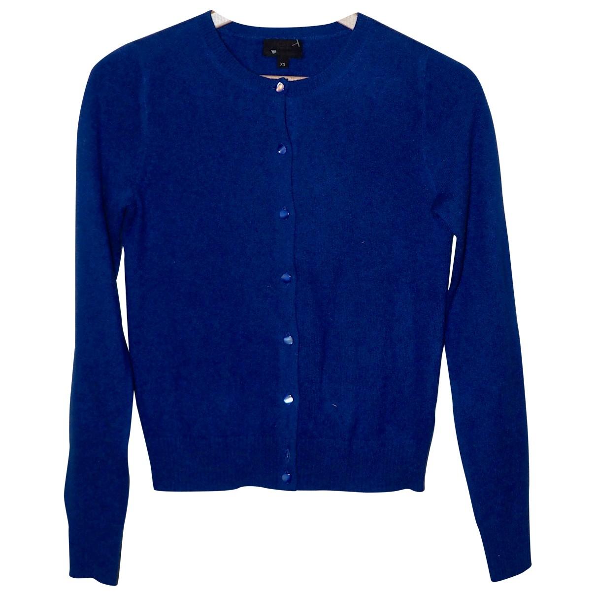 J.crew \N Blue Cashmere Knitwear for Women XS International