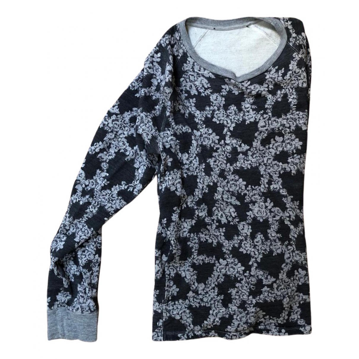 Marc Jacobs \N Pullover.Westen.Sweatshirts  in  Lila Baumwolle