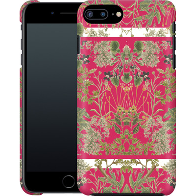 Apple iPhone 7 Plus Smartphone Huelle - Botanic Frames von Zala Farah