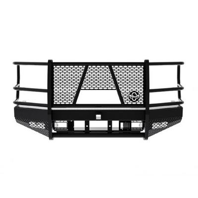 Ranch Hand Sport Winch Front Bumper with Full Guard (Black) - FBF205BLR