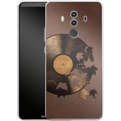 Huawei Mate 10 Pro Silikon Handyhuelle - Autumn Song von Terry Fan