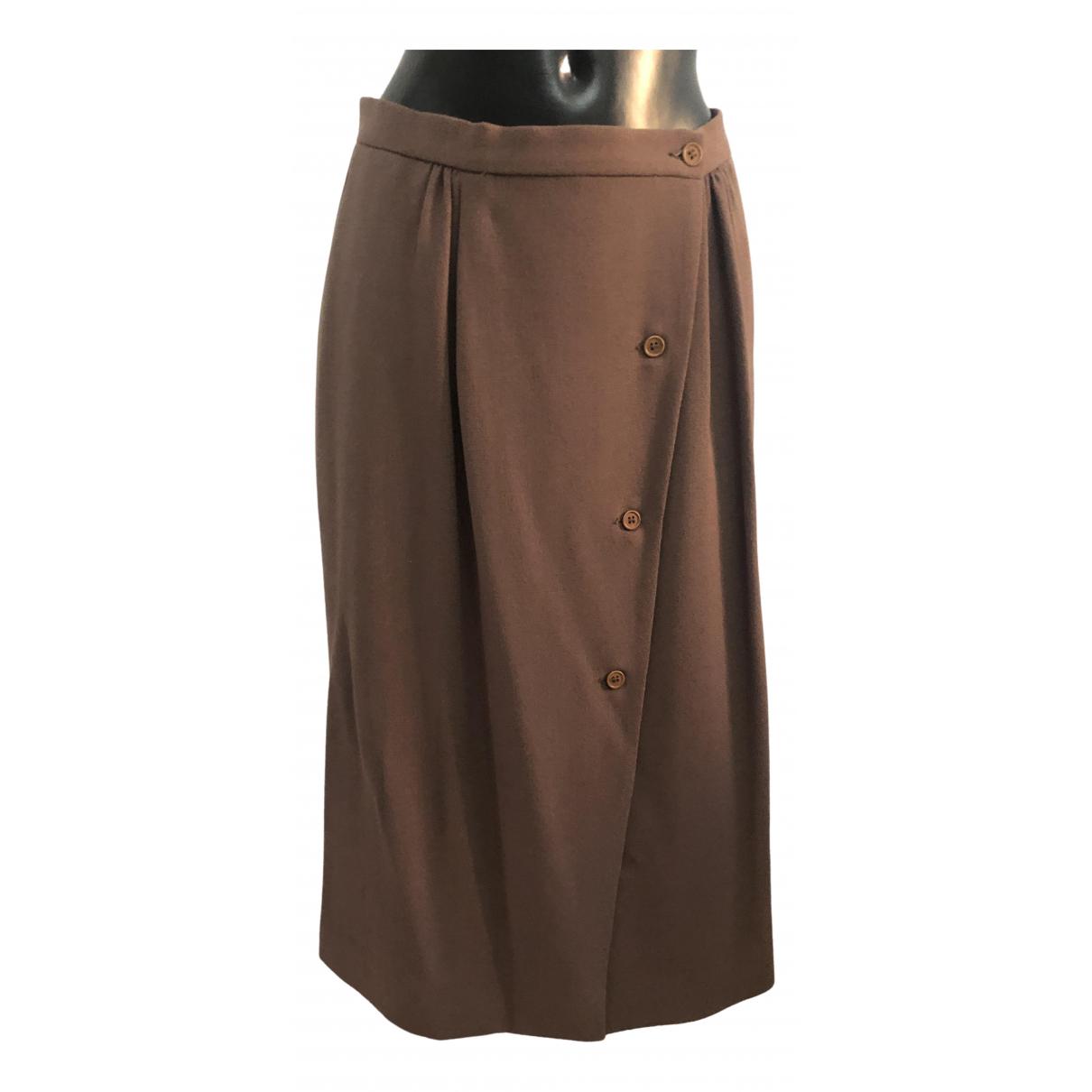 Dior \N Wool skirt for Women 46 IT