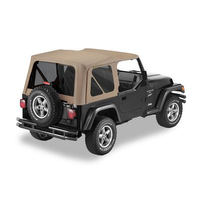 Bestop Replace-a-Top with Tinted Windows (Dark Tan) - 51180-33