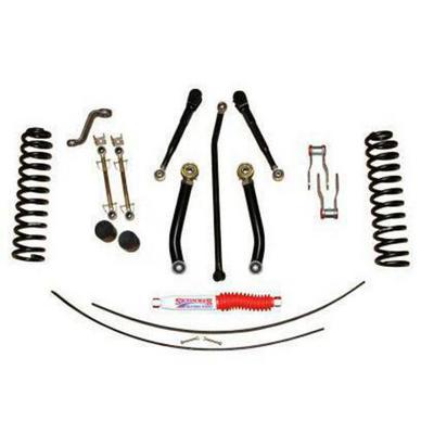 Skyjacker 4.5 Inch Lift Kit with Hydro Shocks - JC451K-SVX-H