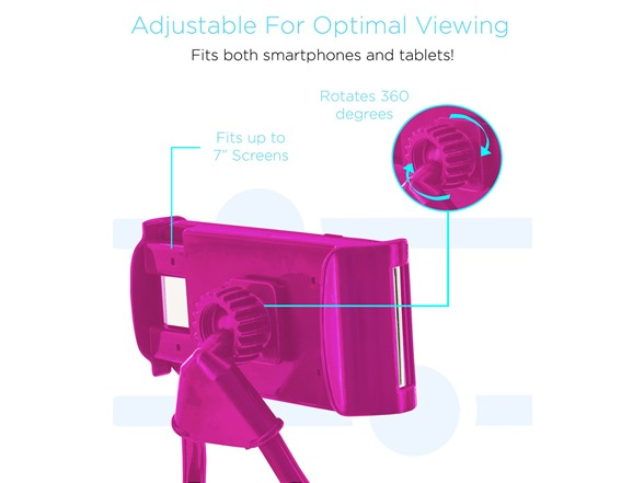 Aduro Lounger Adjustable Neck Mount Phone Holder