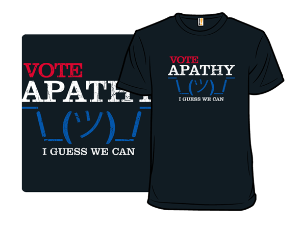 Apathetic Together T Shirt
