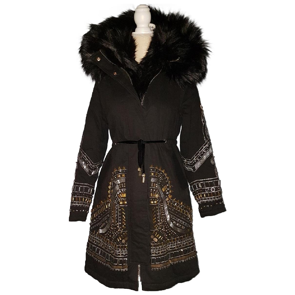 River Island \N Cotton coat for Women S International