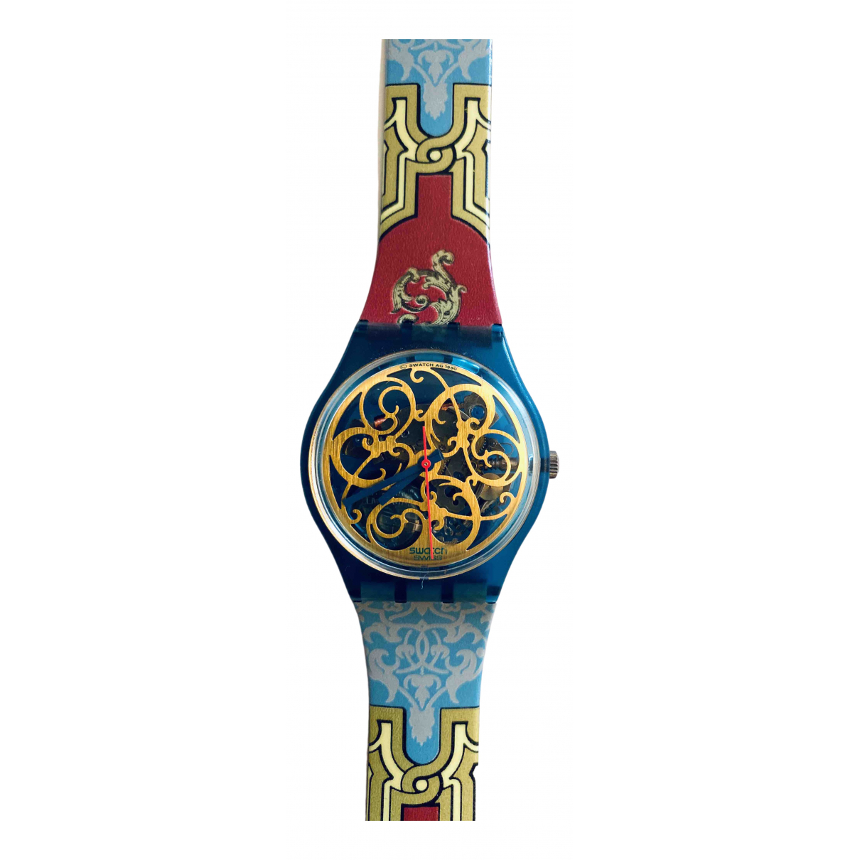 Swatch \N Multicolour watch for Women \N
