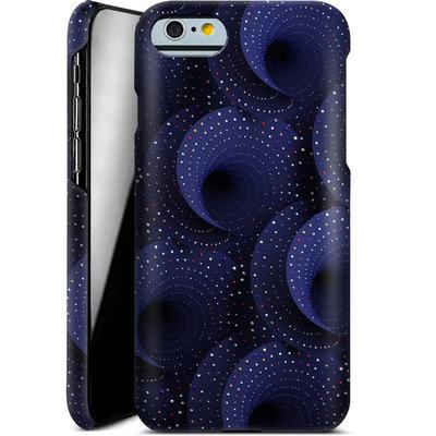Apple iPhone 6 Smartphone Huelle - Spiral Pattern von Danny Ivan