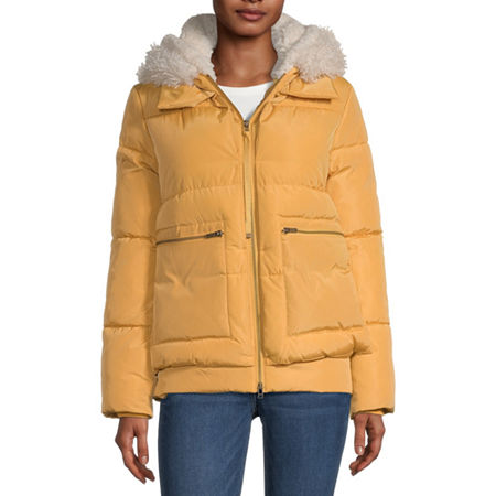 a.n.a Heavyweight Parka, X-large , Yellow