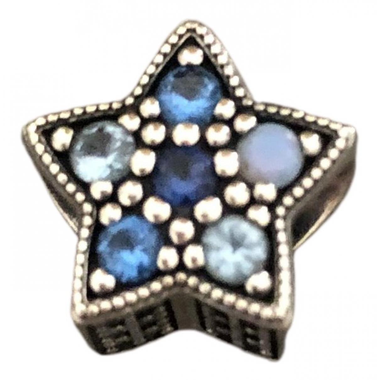 Pandora - Bracelet   pour femme en argent - bleu