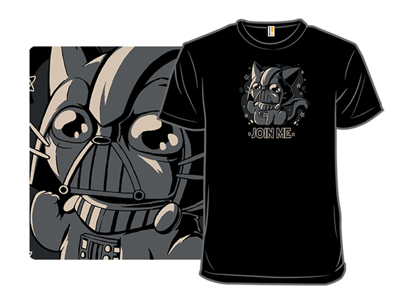 Furry Dark Side T Shirt