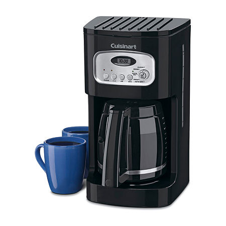 Cuisinart 12-Cup Coffee Maker DCC-1100, One Size , Black