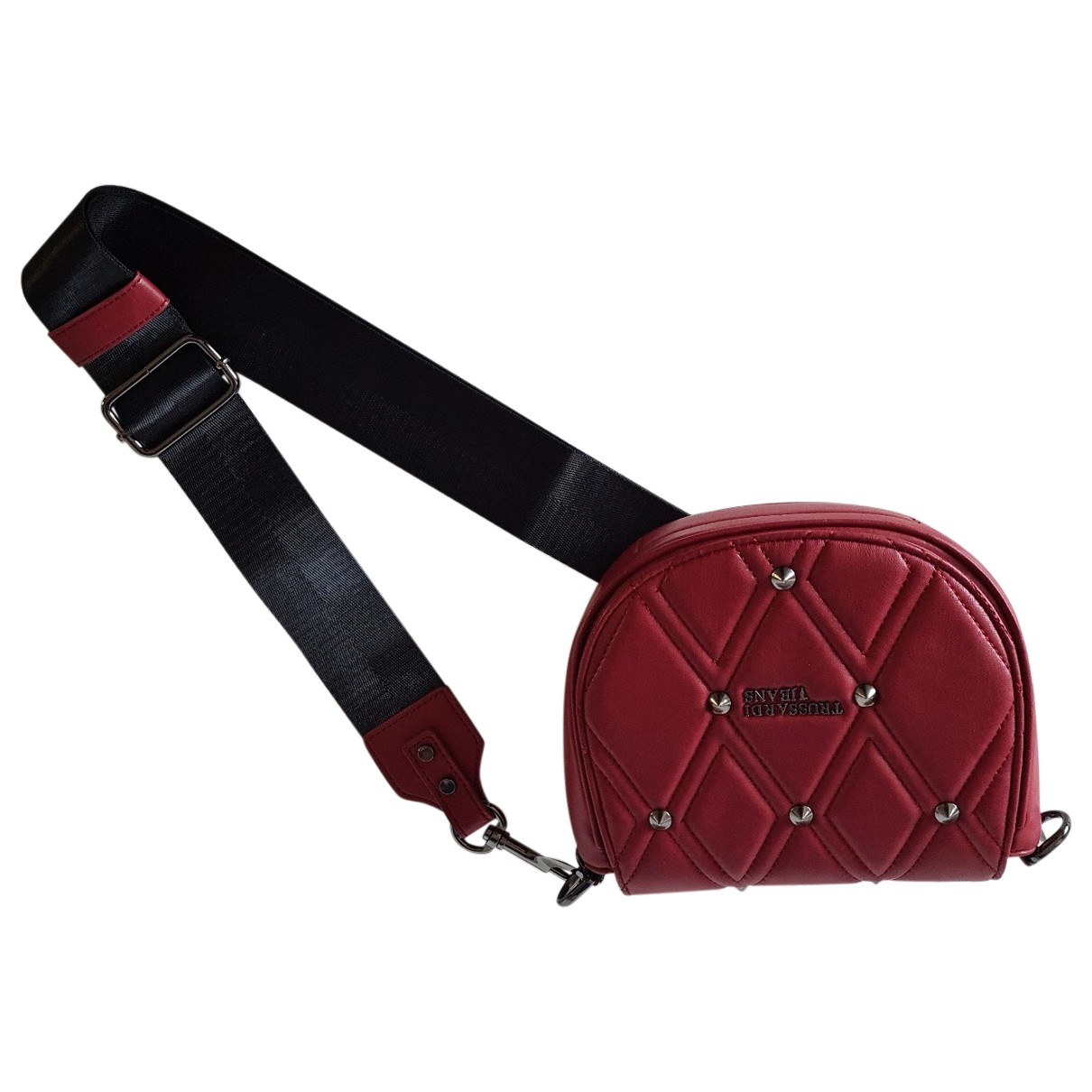 Bolsos clutch en Sintetico Rojo Trussardi Jeans
