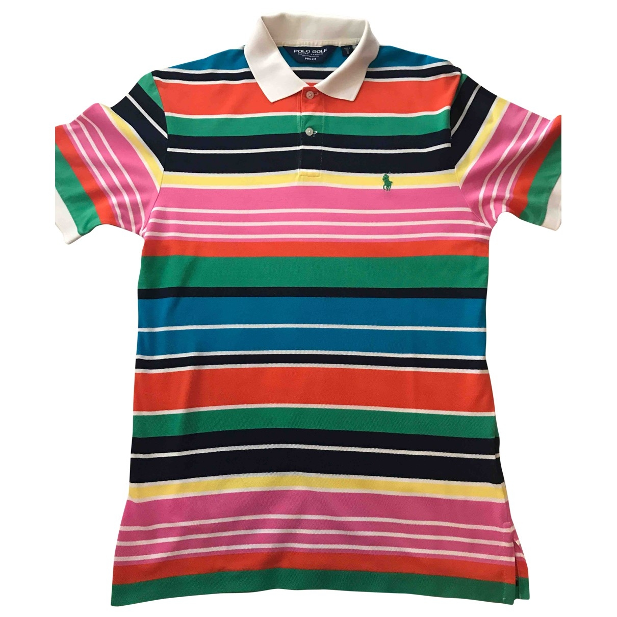 Polo Ralph Lauren \N Multicolour Cotton Polo shirts for Men S International