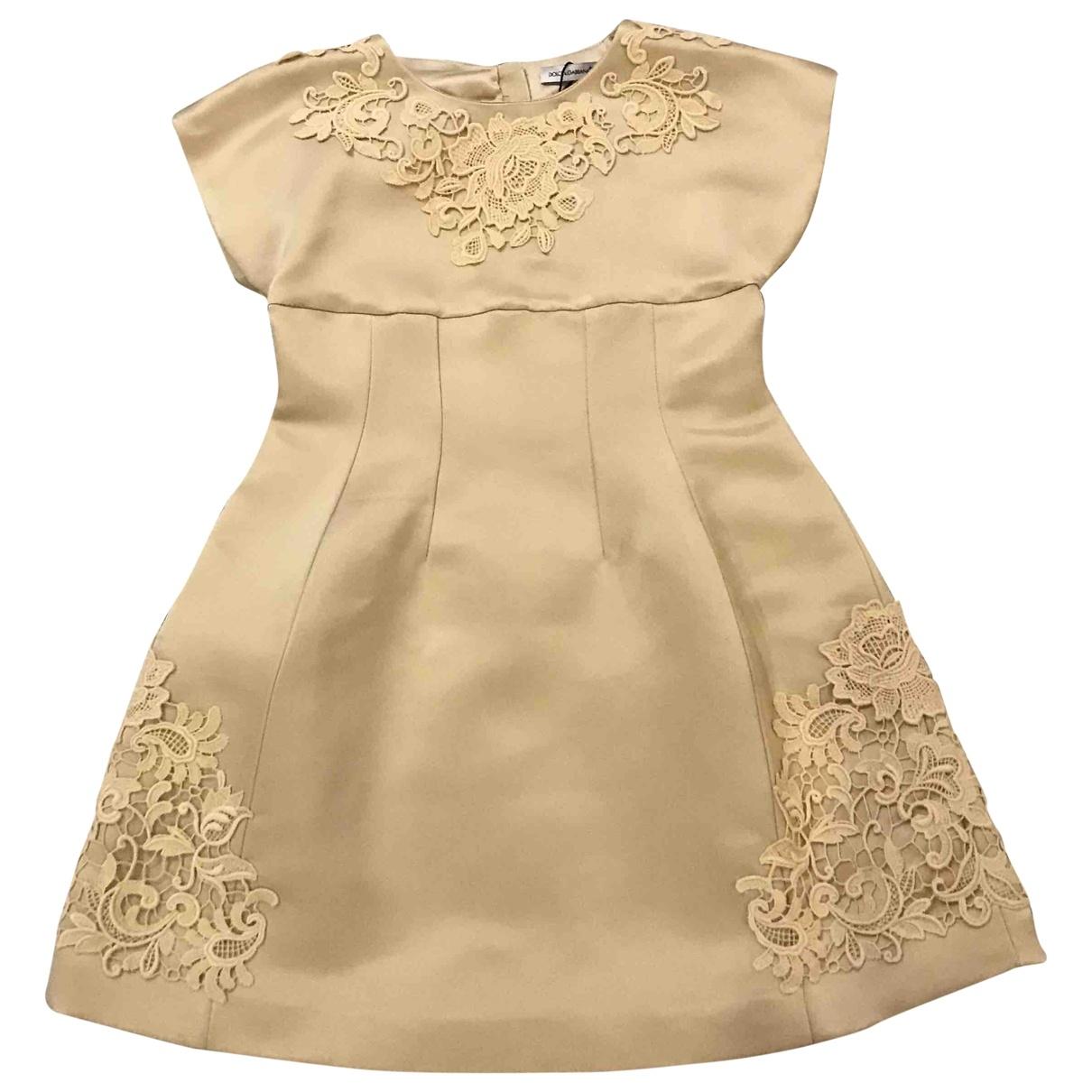 Dolce & Gabbana - Robe    pour enfant en soie