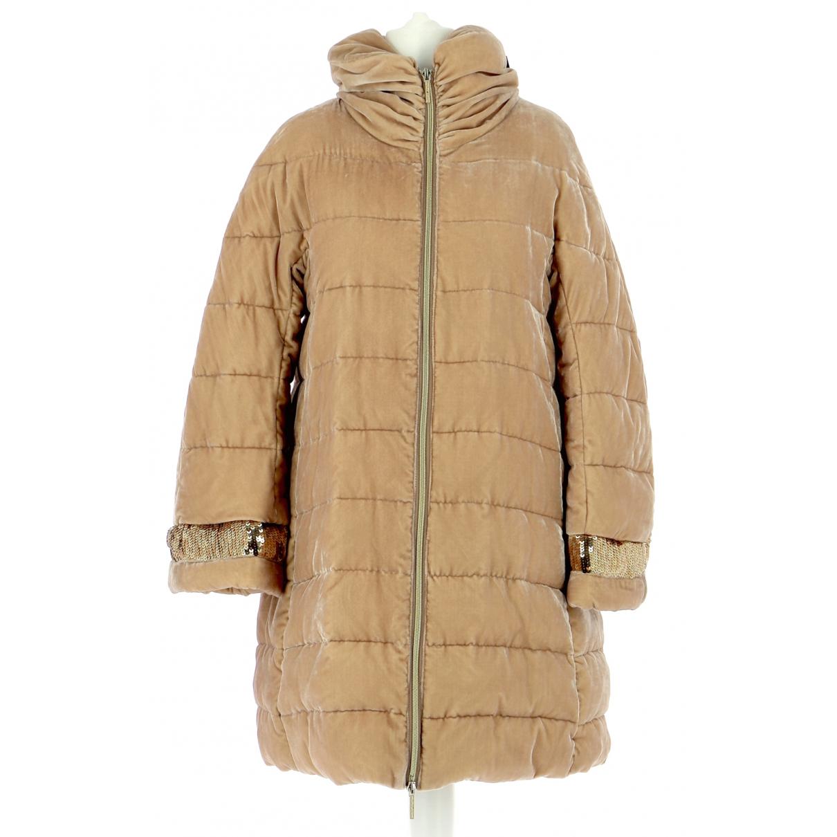 Twin Set - Manteau   pour homme - beige