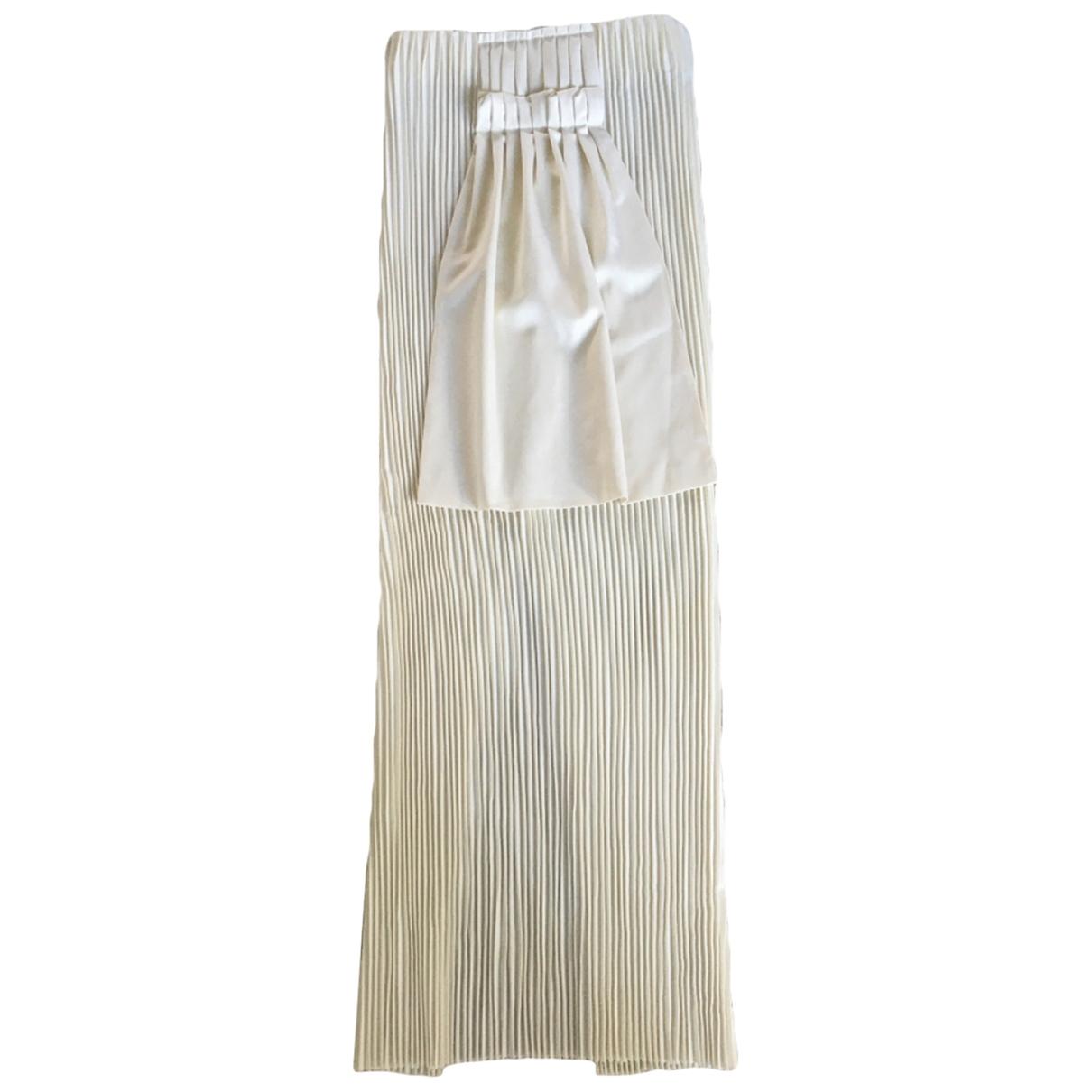 Falda midi de Lana J.w. Anderson