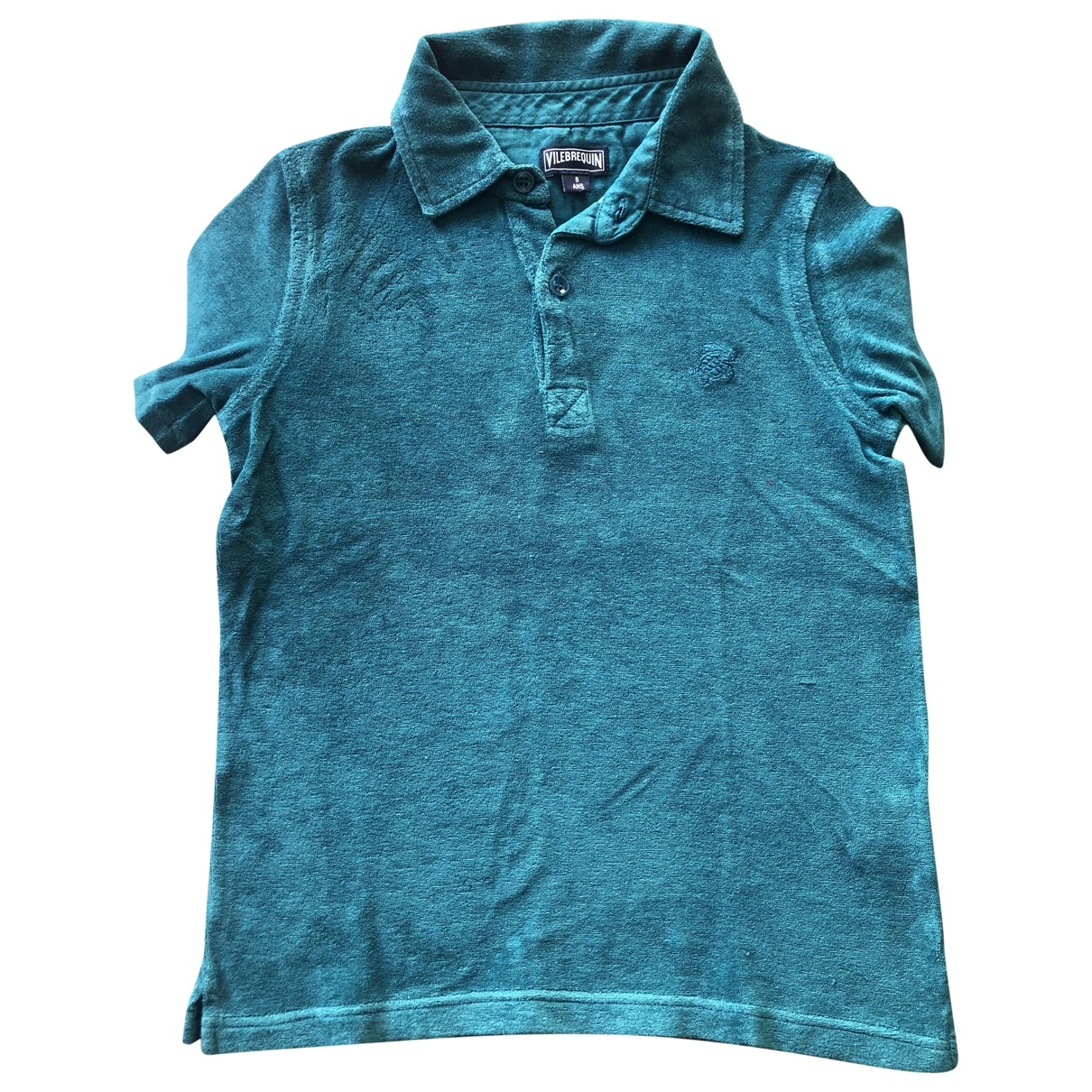 Vilebrequin \N Blue Cotton  top for Kids 8 years - up to 128cm FR