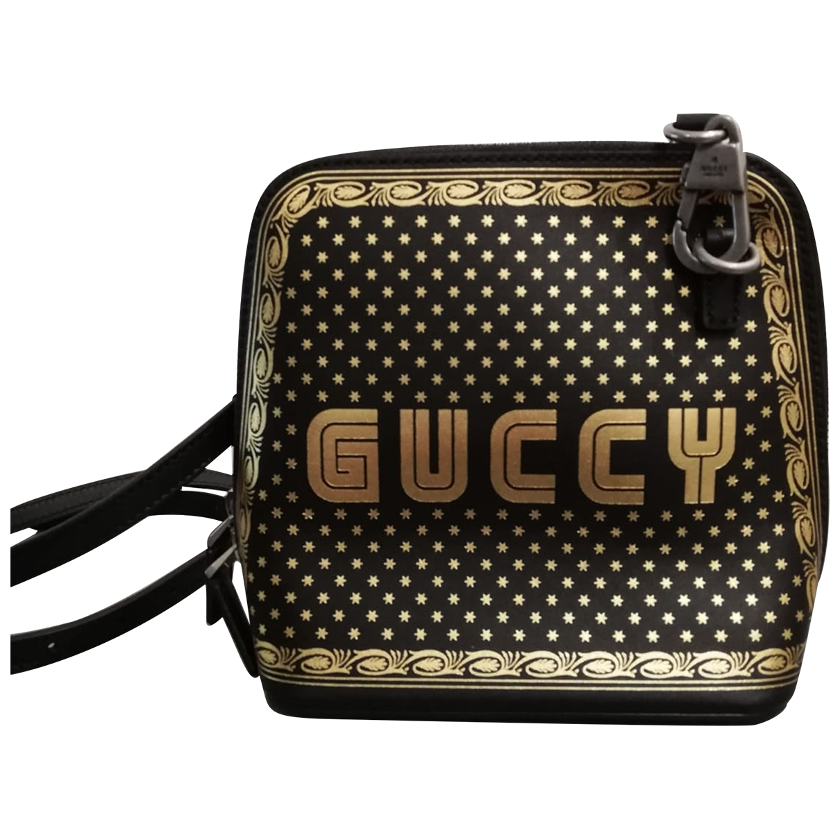 Bolso  Guccy minibag de Cuero Gucci