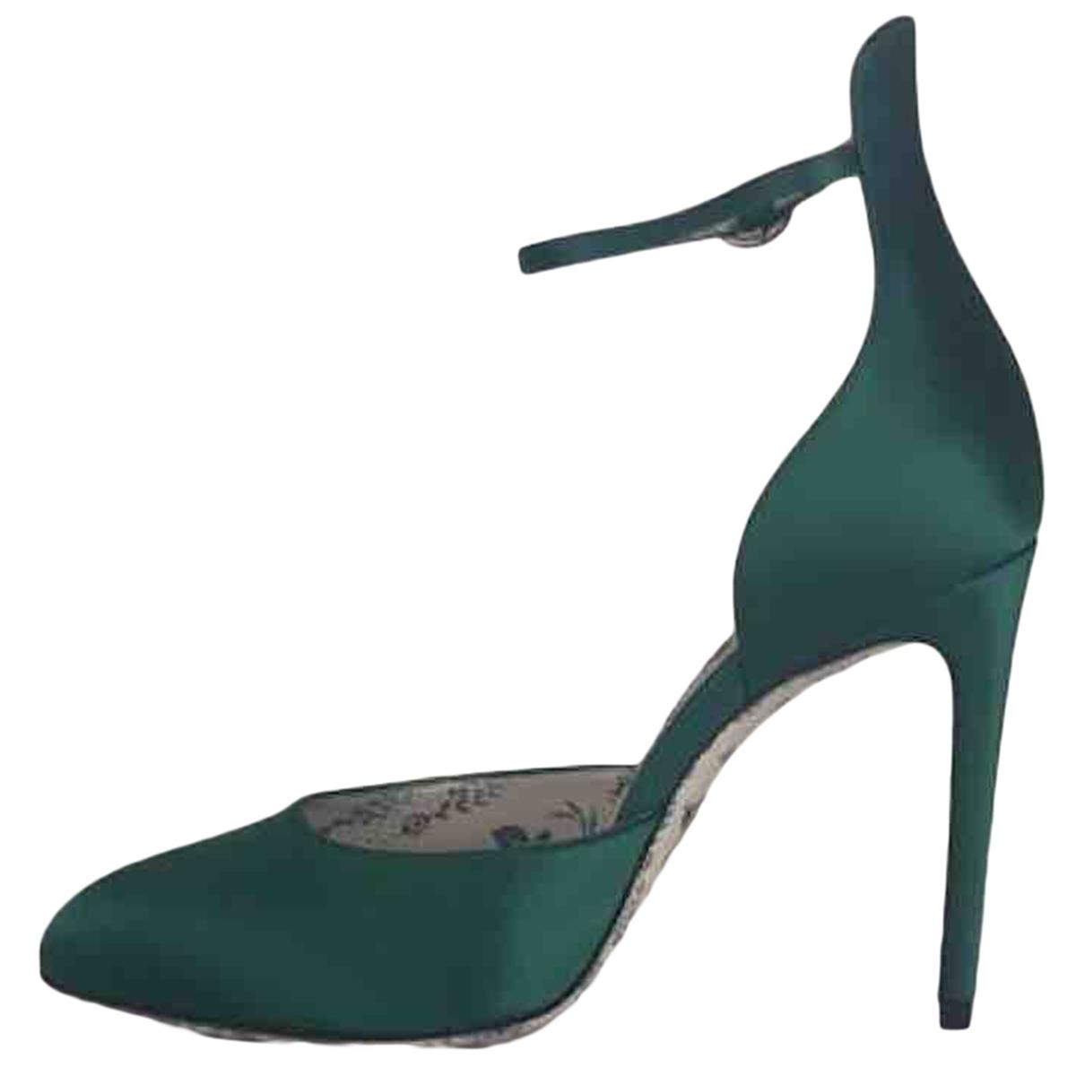 Sandalias de Lona Gucci
