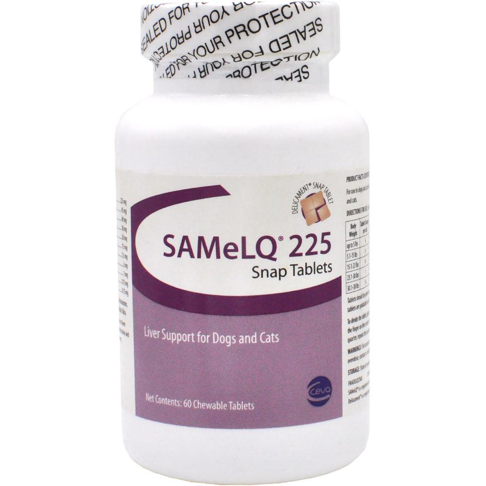 SAMeLQ Snap Tablets 60 ct
