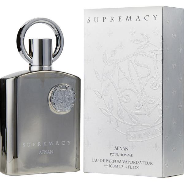 Supremacy Silver - Afnan Eau de Parfum Spray 100 ml