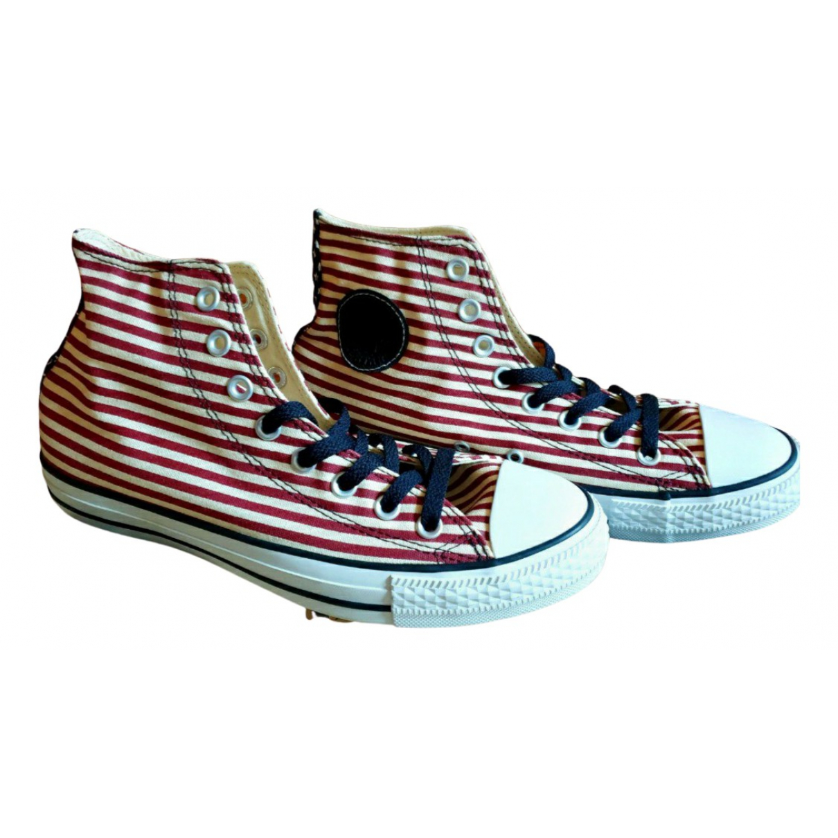 Converse N Multicolour Cloth Trainers for Men 8 UK