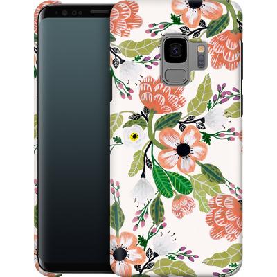 Samsung Galaxy S9 Smartphone Huelle - Botanical Dream von Iisa Monttinen