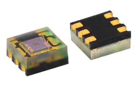 Vishay VEML6030 , Ambient Light Sensor, Ambient Light to Digital Data I2C 6-Pin (10)