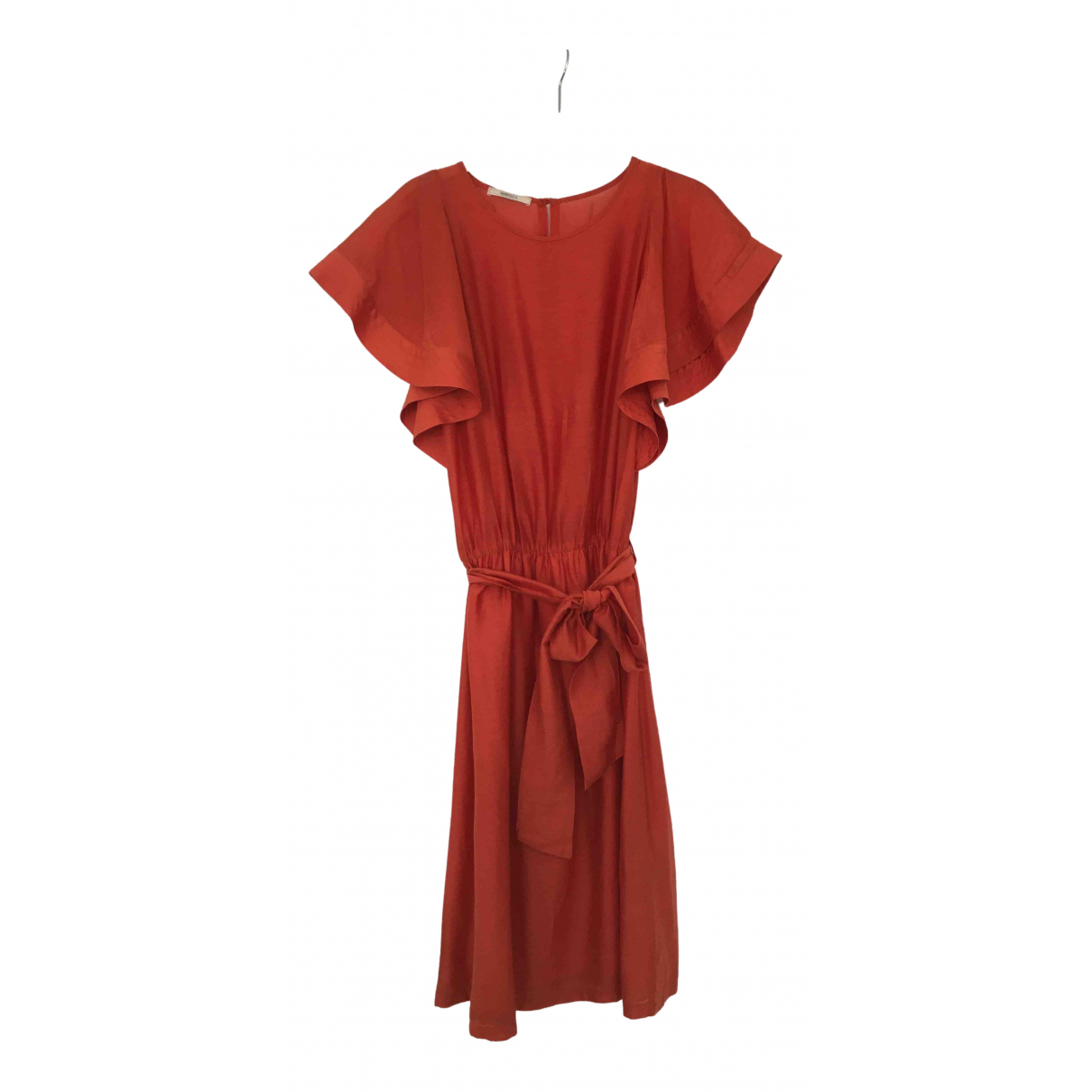 Sessun \N Orange dress for Women S International