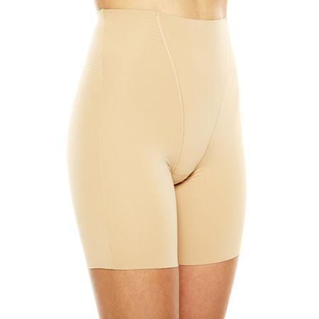 Better U Shapewear Mid Thigh Shaper Medium Shaper- 77202A, Medium , White