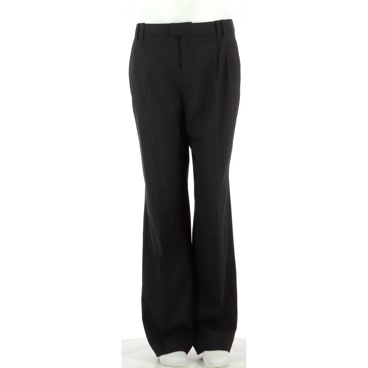 Pantalon de Lana Comptoir Des Cotonniers