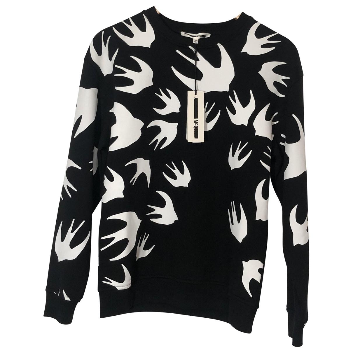 Mcq \N Black Cotton Knitwear for Women XS International