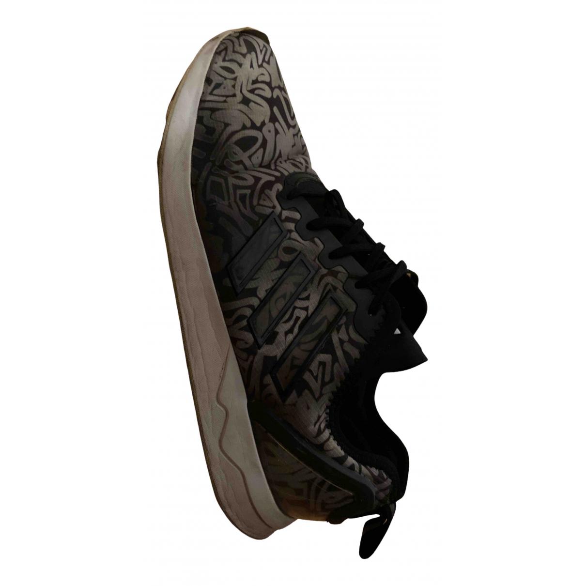 Adidas - Baskets   pour homme - gris