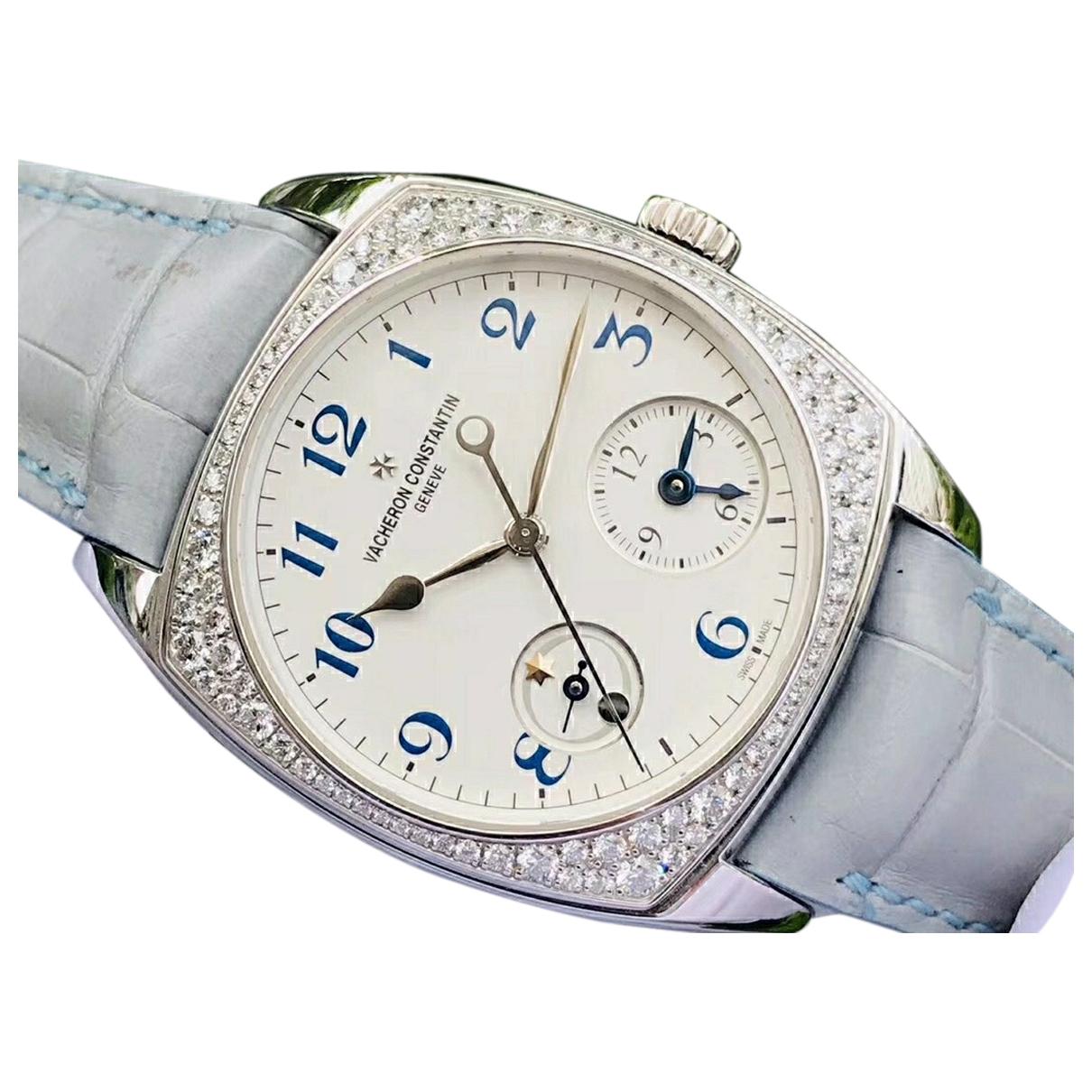 Reloj de Oro blanco Vacheron Constantin