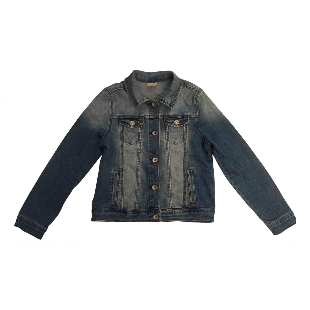 Zara - Blousons.Manteaux   pour enfant en denim