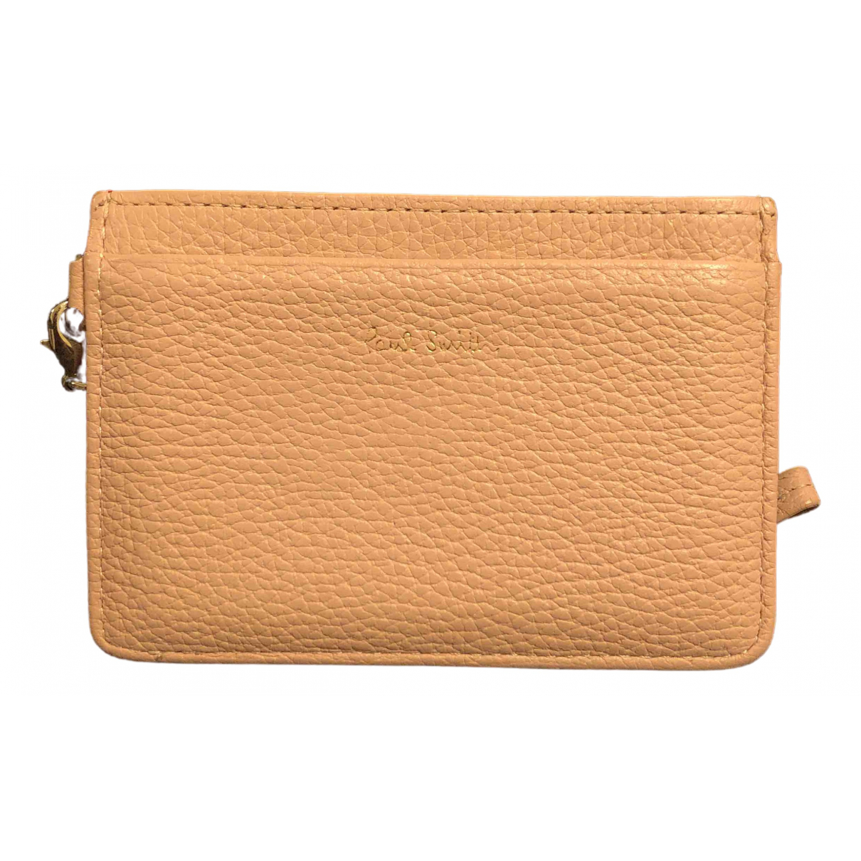 Paul Smith \N Pink Leather Purses, wallet & cases for Women \N