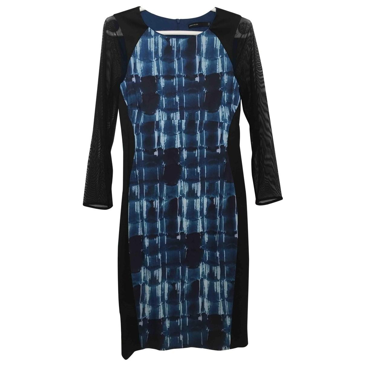 Karen Millen \N Blue dress for Women 14 UK