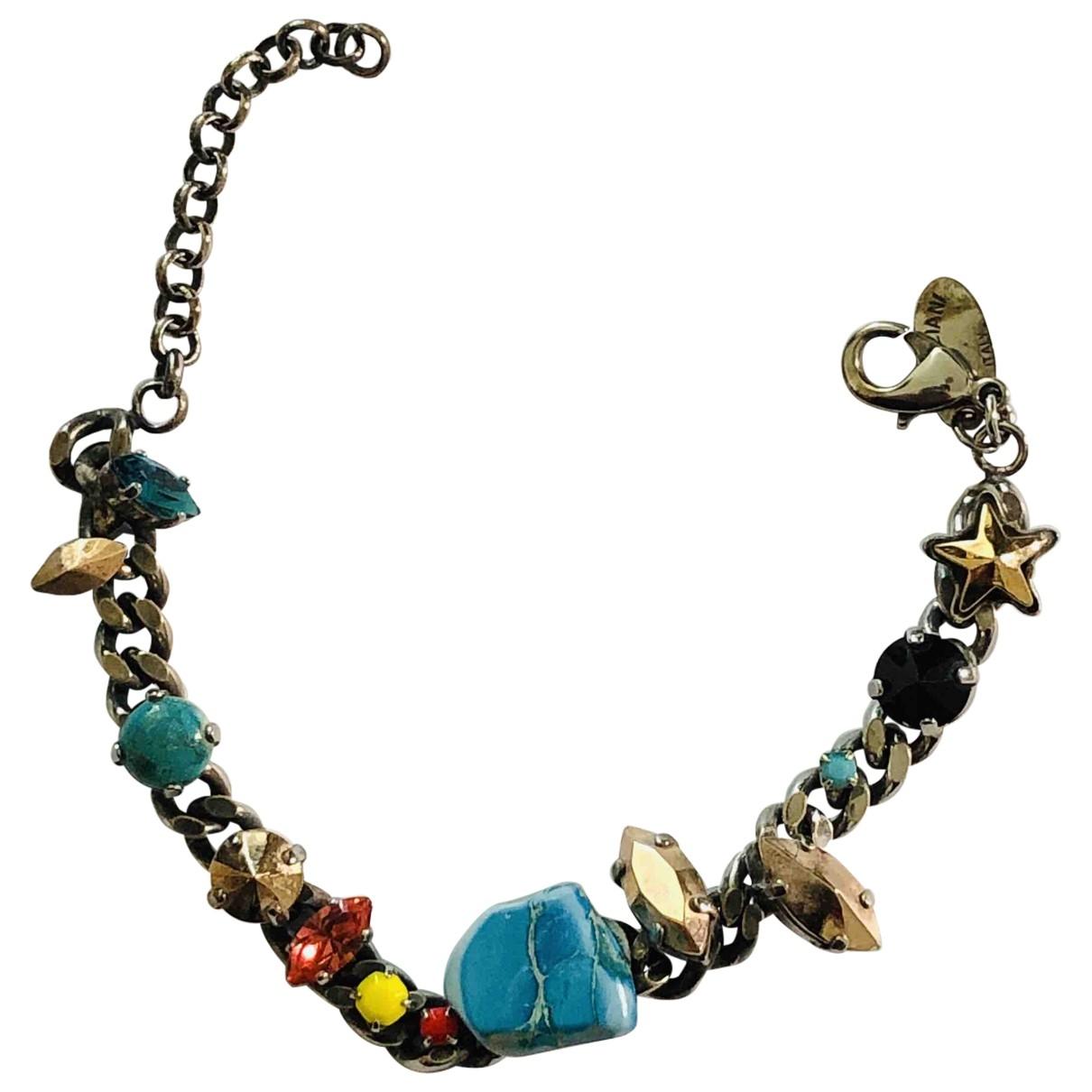 Iosselliani - Bracelet   pour femme en metal - argente