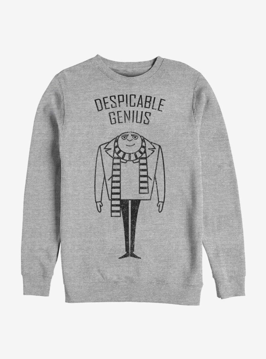 Despicable Me Minions Evil Line Sweatshirt