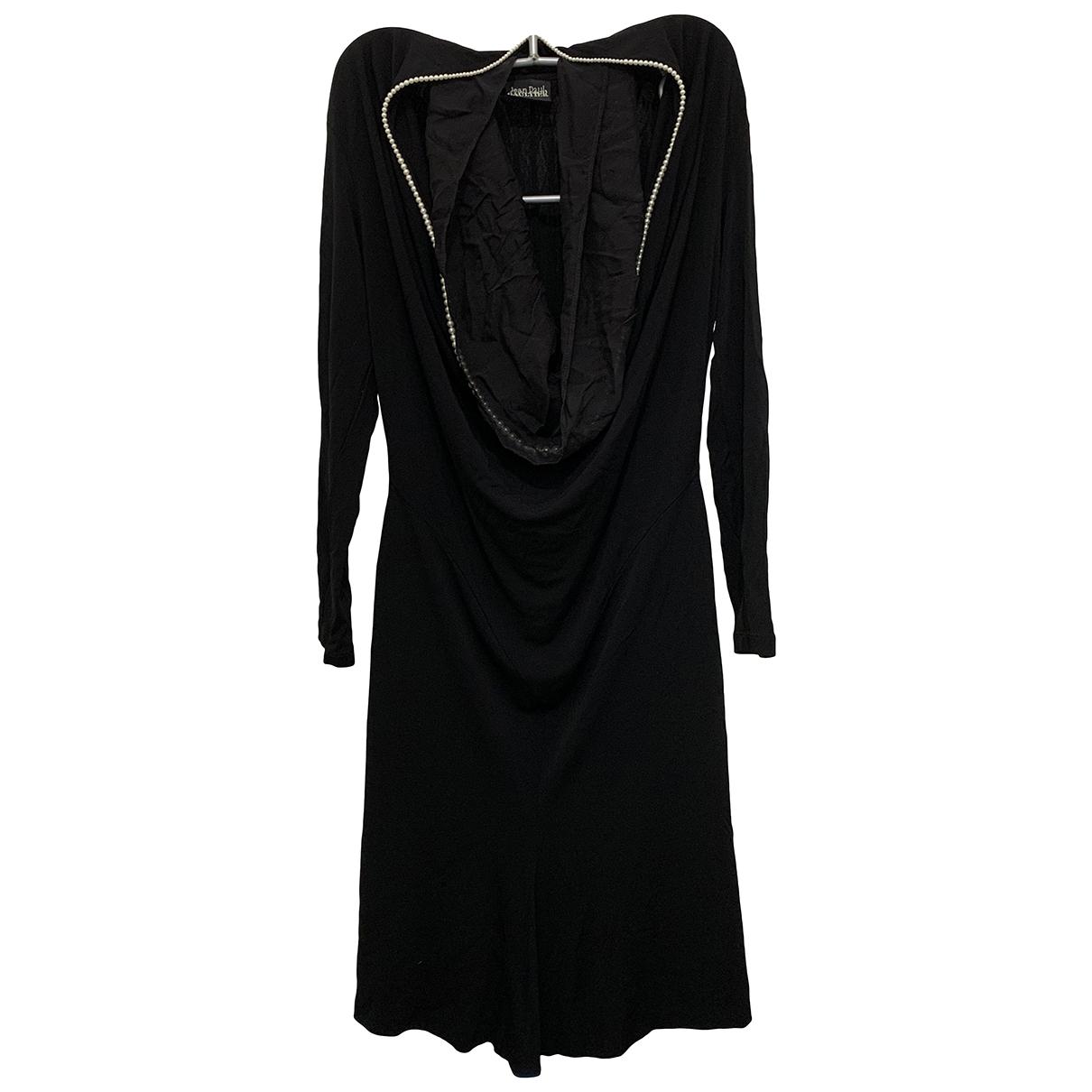 Jean Paul Gaultier \N Black dress for Women 44 FR