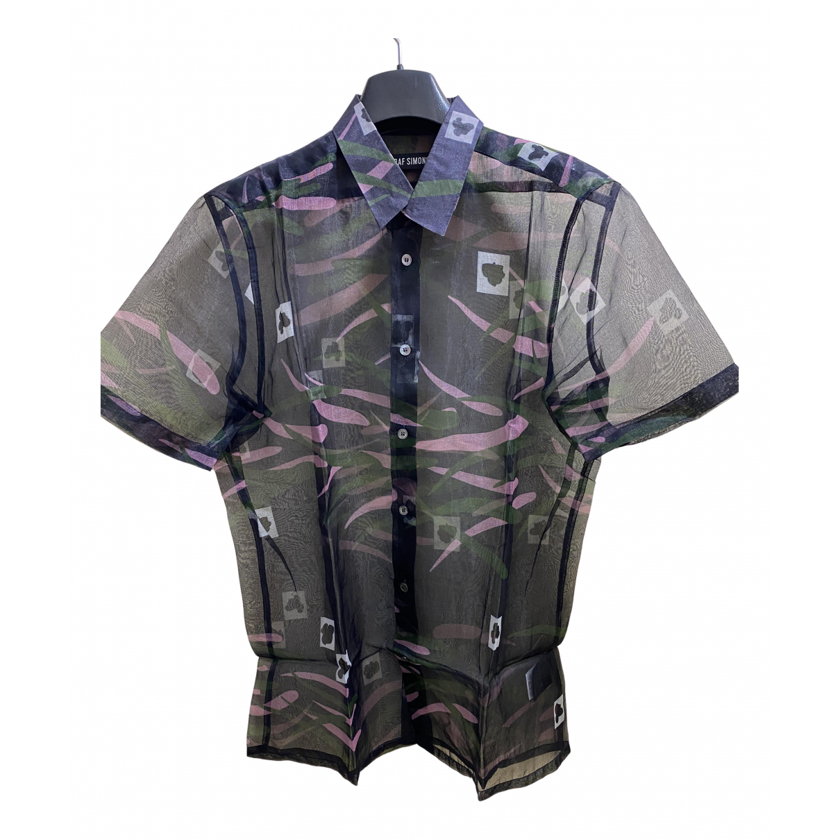 Raf Simons - Chemises   pour homme - multicolore