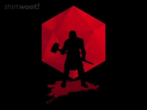 Brutal Barbarian T Shirt