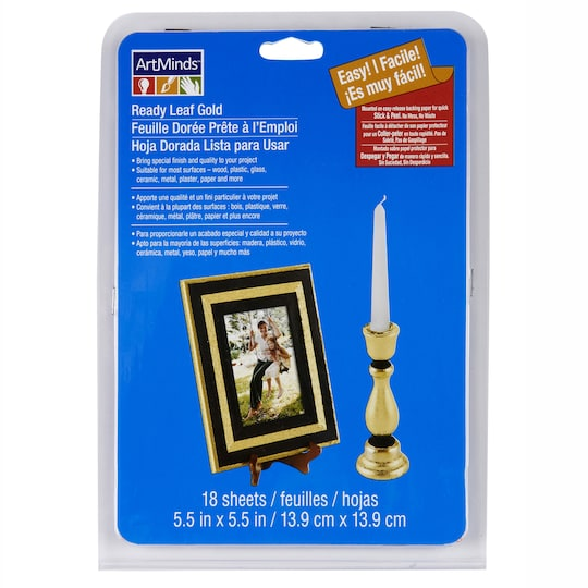Gold Ready Leaf Paint By Artminds™   Michaels®