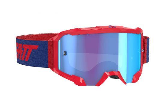 Leatt 8020001140 Velocity 4.5 Goggle Red Blue 52%
