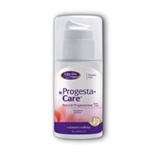 Progesta-Care Cream Pump 3 oz by Life-Flo